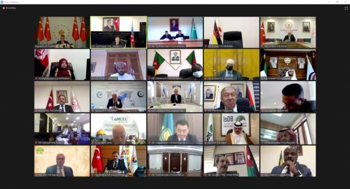 دعوة البلدان الإسلامية للتعاون في المشاريع التي سيتم تنفيذها في الأراضي الأذربيجانية المحررة