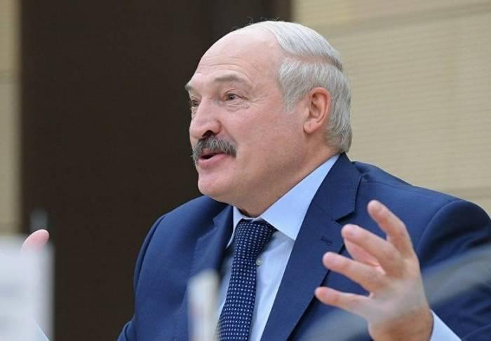 Lukaşenko və oğluna sanksiya tətbiq edildi