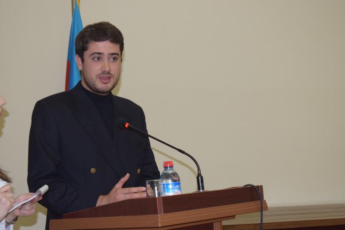 """سأزور كاراباخ قريباً"" -  حفيد تاغييف"