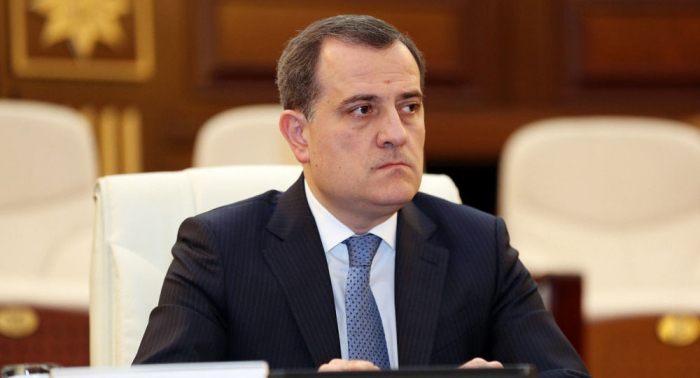 Azerbaijani FM congratulated Azerbaijani people on National Revival Day