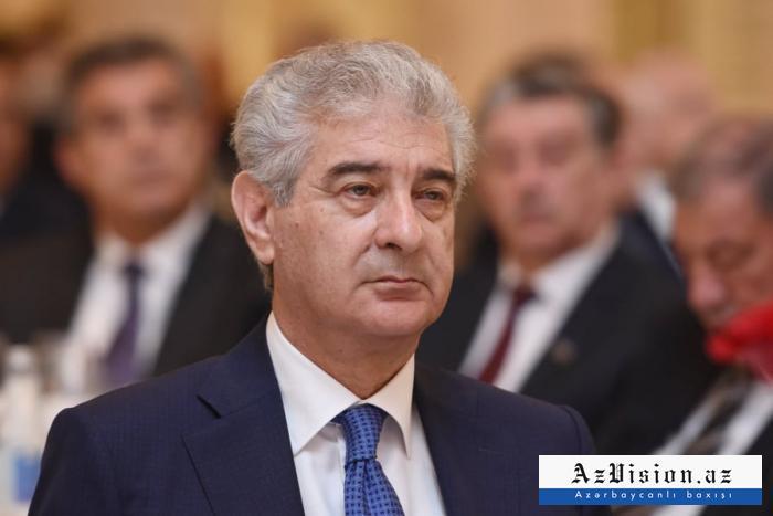 """""""Möhtəşəm zəfərlər tarixdə rəmzləri ilə yaşayır"""" -    Əli Əhmədov"""