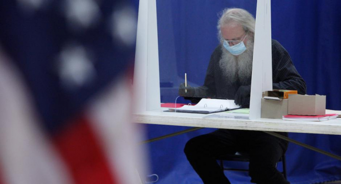 Competitive elections in US tarnished by legal uncertainty - International Observers