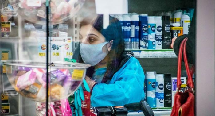 Azerbaijan makes face masks mandatory as coronavirus cases surge