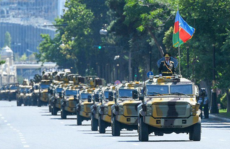 Azərbaycan Ordusu Ağdama daxil oldu