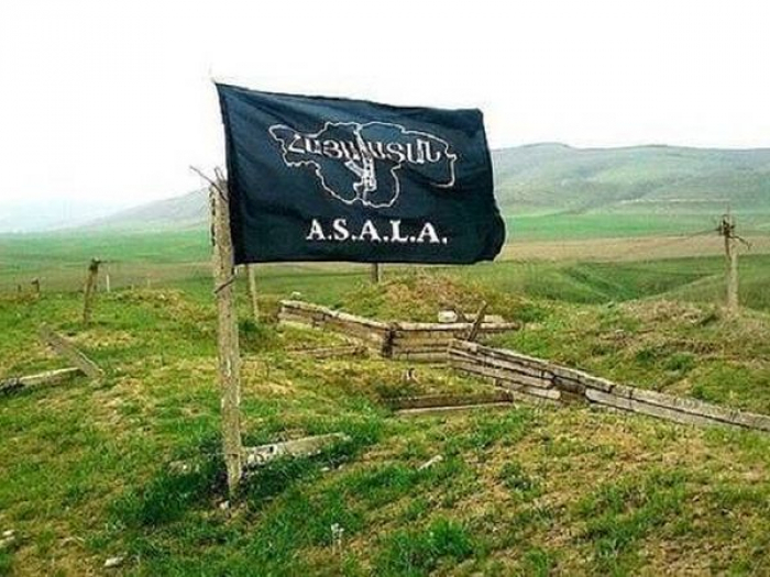 Armenian terrorist group, ASALA