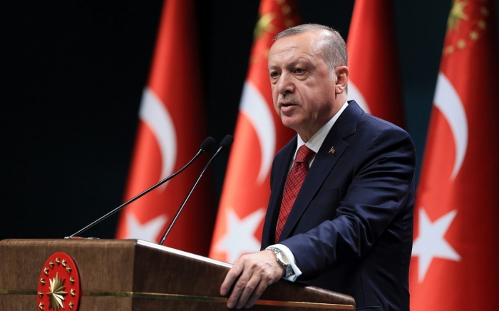 Turkish flag did not fall to ground without killing the last soldier, says Erdogan