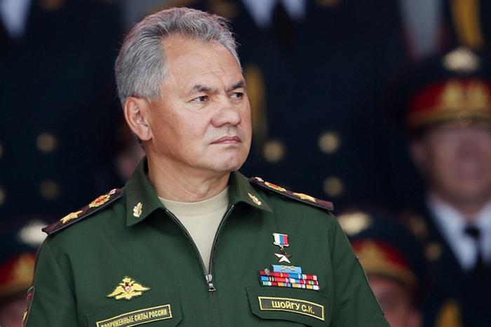 Sergey Şoyqu Bakıya gəldi