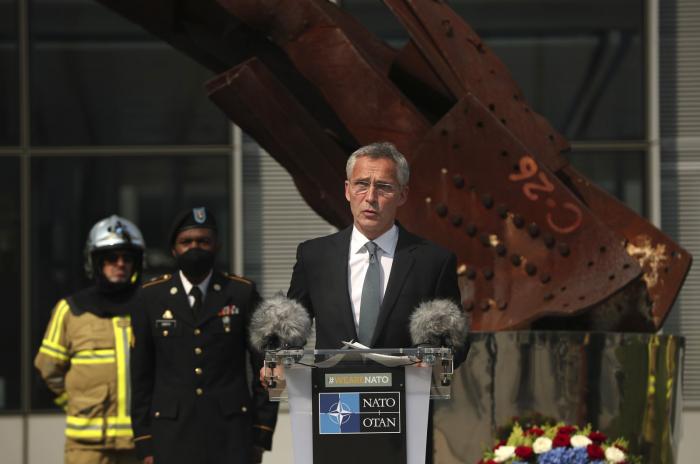 NATO chief hails Turkey