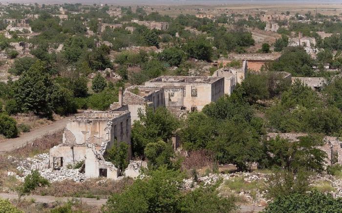 Ağdamdakı mədəniyyət nümunələri Ermənistana daşınıb