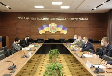 Azerbaiyán y Ucrania examinan la cooperación bilateral