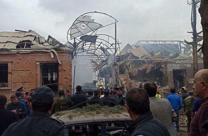 Armenian war crimes destroys 500 civilian facilities since September 27 -   STATISTICS