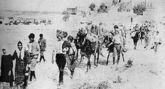 Ermənilərin 19-cu əsrdə Qarabağa köçürülməsi -    STATİSTİKA