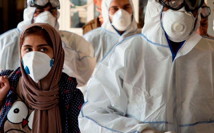İranda koronavirusdan ölüm sayı 38 minə çatır