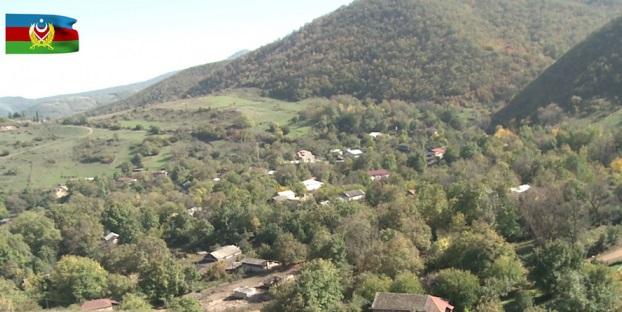 Liberated Tsakuri village of Khojavend region -  VİDEO