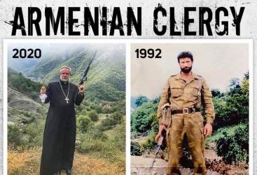 La táctica de tierra quemada de los armenios