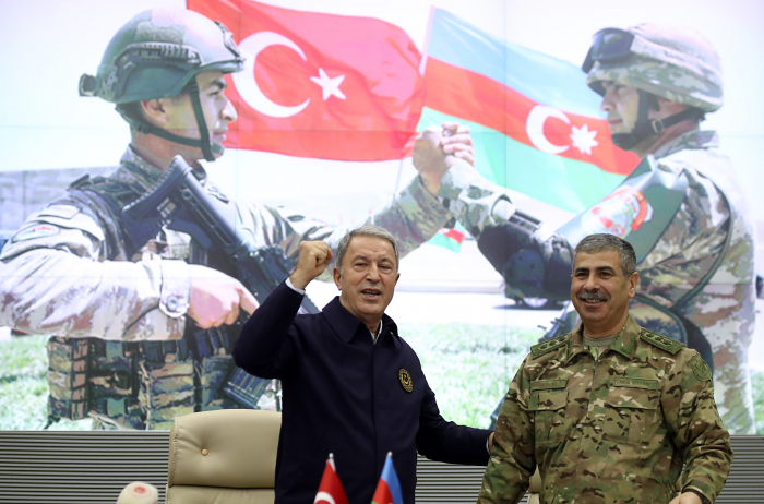 Battles ended in 44 days, but will be talked about for 44 years - Hulusi Akar, VIDEO