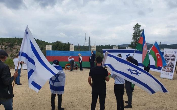 İsraildə erməni terrorunun qurbanları yad edilib