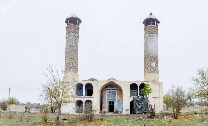 Diplomatik korpus nümayəndələri Ağdama səfər edib