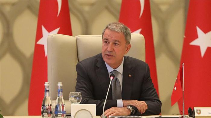 Le ministre turc de la Défense condamne la résolution du Sénat français concernant le Haut-Karabagh