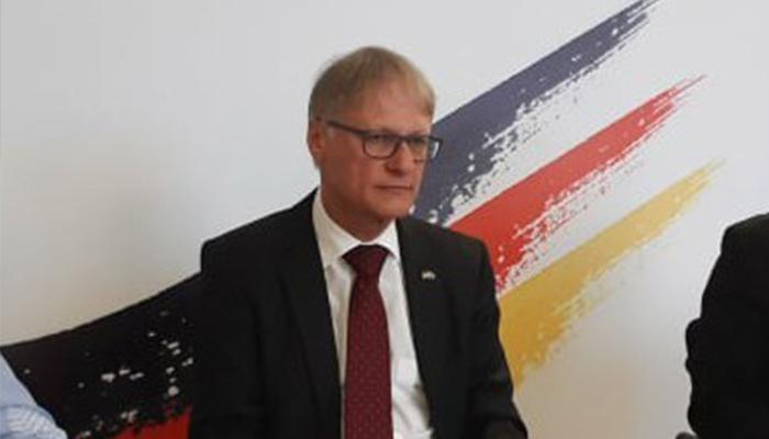 Almaniya səfiri Avropa Şurasına sədrliyin prioritetlərini açıqladı