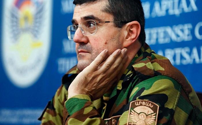 Araik Harutyunyan ging nach Russland, um sich zu beschweren