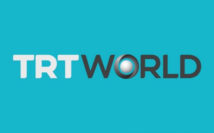 """""""TRT World"""" """"Azerspace-1""""lə yayıma başladı"""