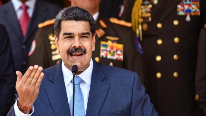 Maduro telefon nömrəsini paylaşdı
