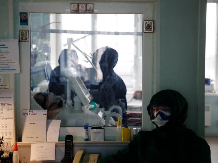 Covid-19/Russie: Infections et décès sur 24 heures à un niveau record