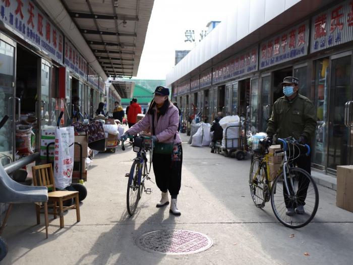 Six nouveaux cas de contamination au Covid-19 confirmés en Chine continentale