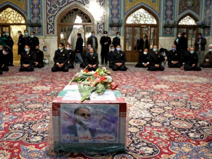 Téhéran rend hommage au scientifique iranien assassiné