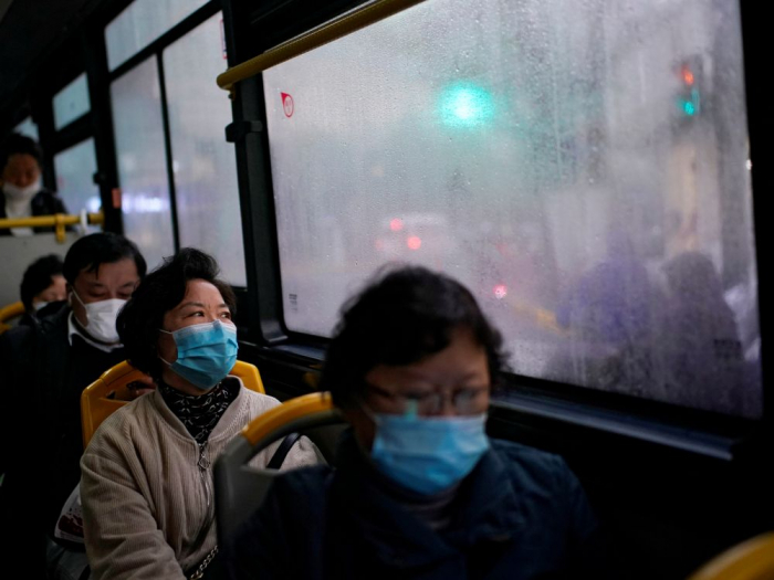Covid-19:  La Chine confirme 18 nouvellescontaminations