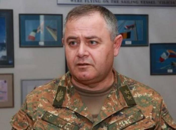 Erməni general Qarabağdan qaçdı