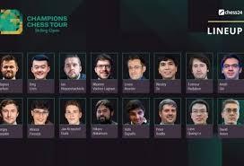 أستاذ الشطرنج الأذربيجاني يتأهل لربع نهائي سكيلينغ اوبن
