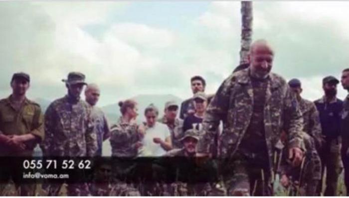 İşğal olunmuş torpaqlarımızda terror təşkilatı yaradanlara cinayət işi açıldı -  FOTOLAR