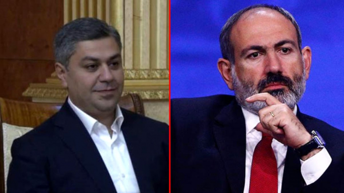 """Paşinyan müxalifət liderinə """"elçi"""" göndərdi"""