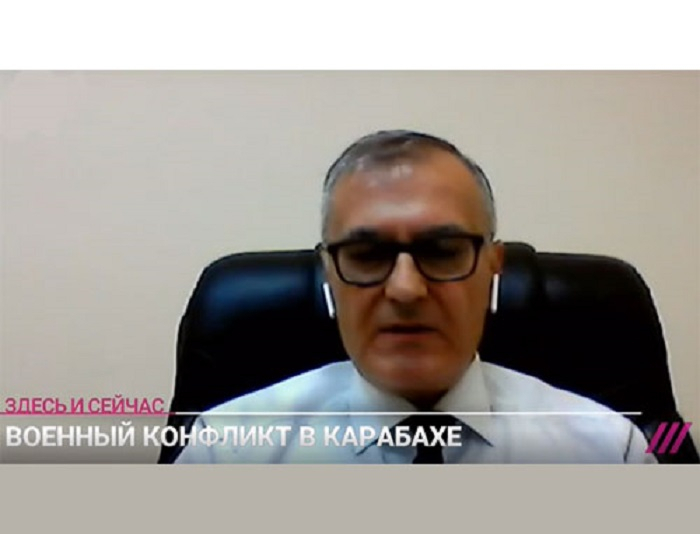 """""""Heç vaxt Şuşada erməni işğalçıları olmayacaq"""" -   Fuad Axundov"""