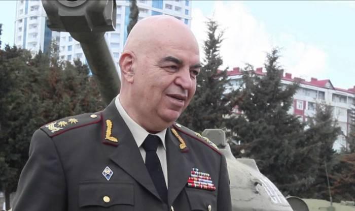 Azerbaijan Army takes revenge on the enemy - General