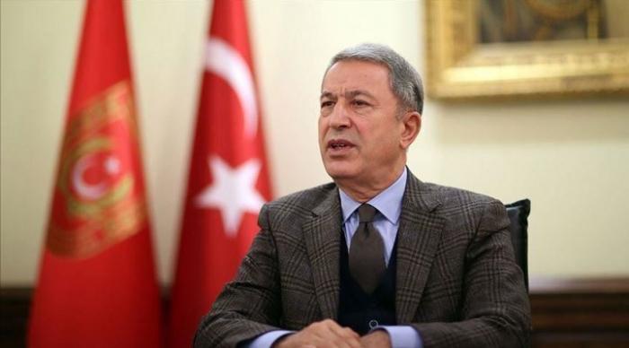 "Hulusi Akar: ""Turkey will be represented in peacekeeping mission in Karabakh"""
