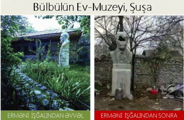 ICOM Azerbaiyán condena el vandalismo armenio
