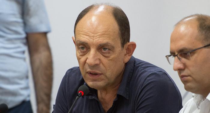 Menschenrechtsaktivist, der Paschinyans Rücktritt forderte, wurde festgenommen