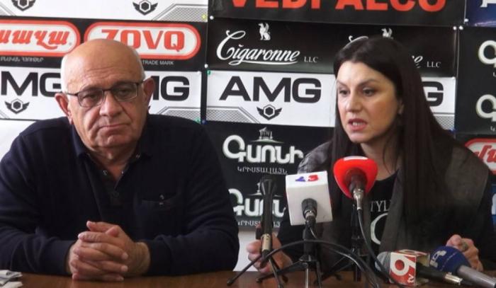 Ermənistan müxalifəti xalqı etiraza çağırdı:  -