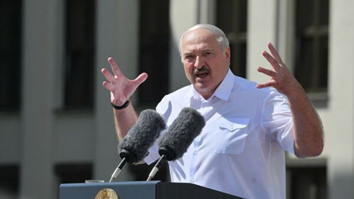 """""""Seçkidən sonra da ABŞ-la münasibətlər dəyişməyəcək"""" -  Lukaşenko"""