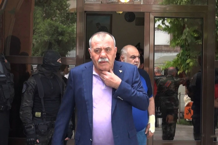 Qaniçən erməni general öldü