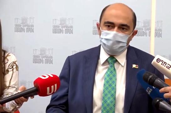 """""""Bir günahkar var, onun adı Nikol Paşinyandır"""" -  Marukyan"""