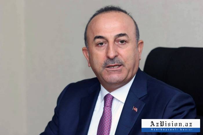 Turkish FM congratulated Azerbaijani people on National Revival Day