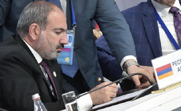 Ermənistanda daha iki nazir müavini işdən çıxarıldı