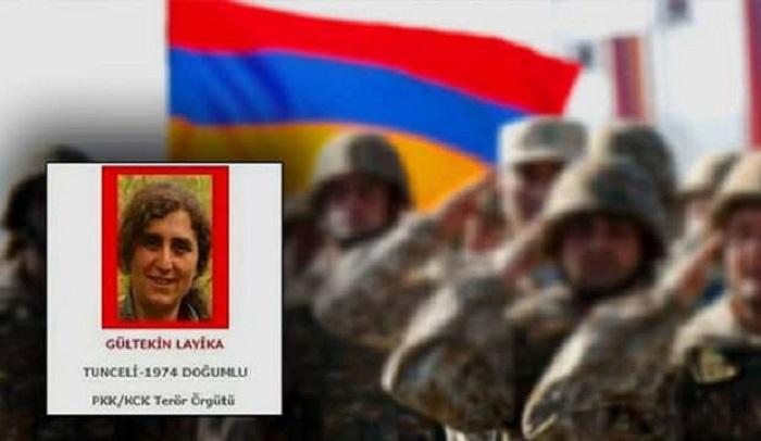PKK Qarabağda ermənilərlə birgə döyüşdüyünü etiraf etdi -  VİDEO