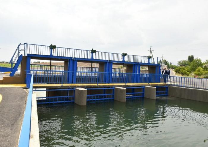 Irrigation System Department of Azerbaijan