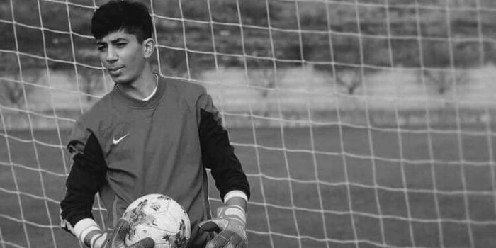Armenian footballer eliminated in Karabakh