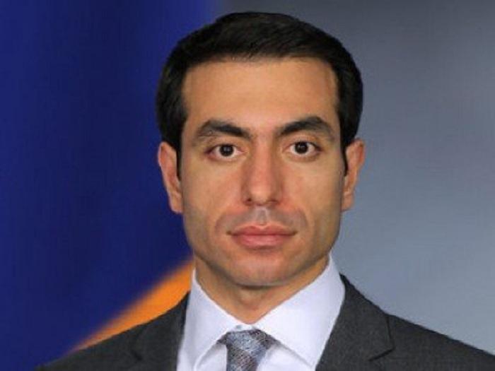 Ermənistan müdafiə nazirinin daha bir müavini istefa verdi